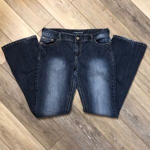 Maurices | Thick Stitch Bootcut Jeans